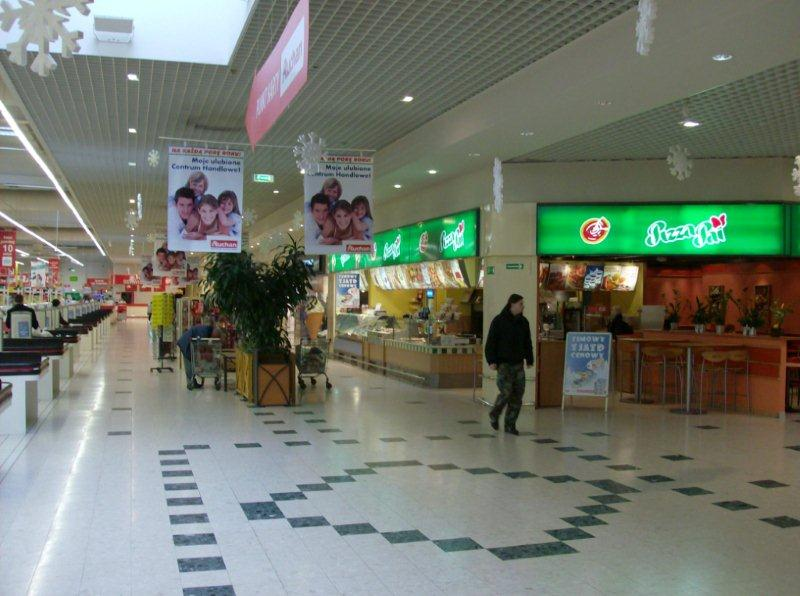 01df3547d208 Auchan - Zielona Góra - Schiever Polska