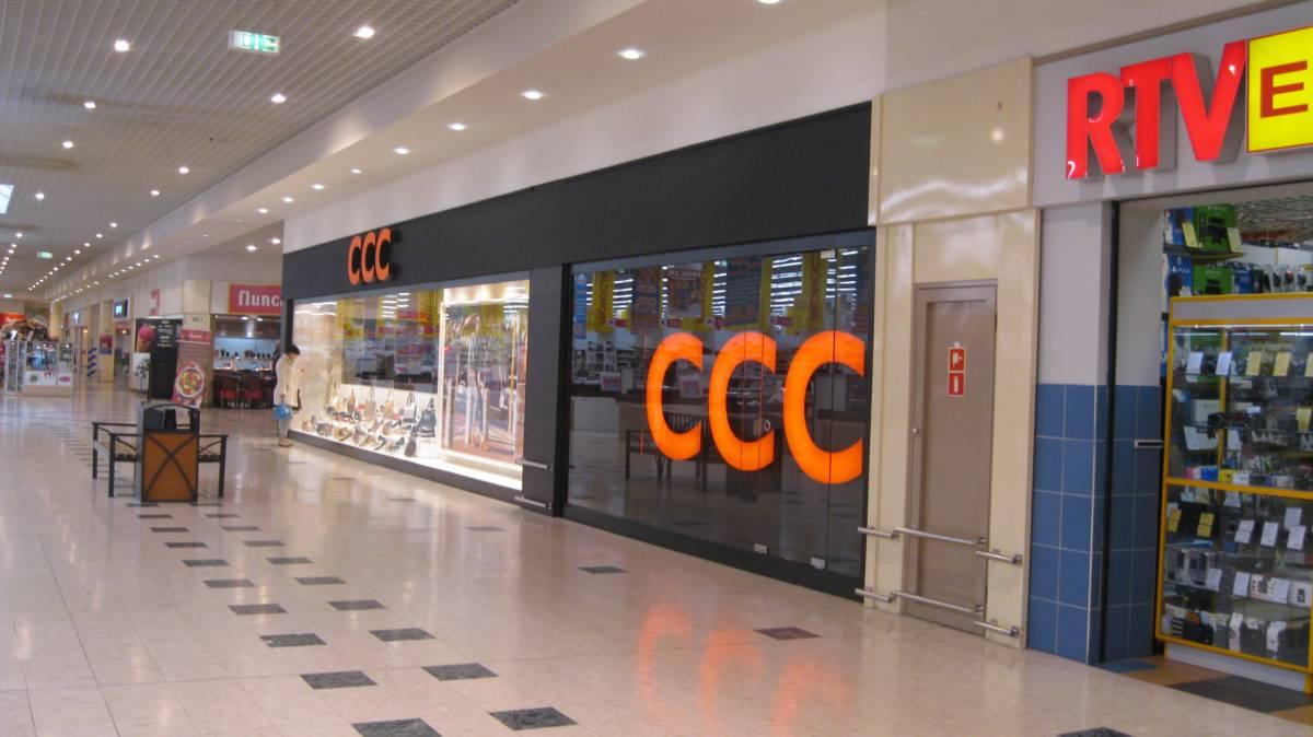 3df729a077a2c Galeria handlowa - Auchan - Zielona Góra - Schiever Polska