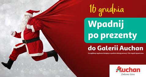 a9751304e83e WPADNIJ PO PREZENTY do Galerii Auchan ! - Schiever Polska